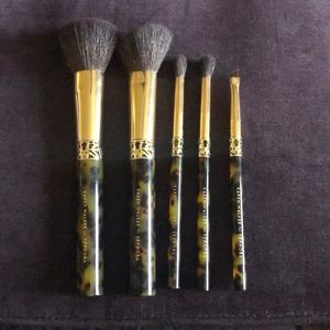 Karen walker brush set